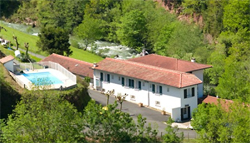 Hotels restaurants du departement pyrenees atlantiques for Artzain etchea la maison du berger